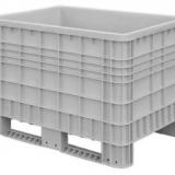 CT/H PLASTİK KASA - Model: CTH <br /><br />Dış Ölçüler (mm) 1200 x 800 x 800 <br />İç Ölçüler (mm) 1110 x 735 x 650 <br />Taşıma Kapasitesi (lt) 530 <br />Takılabilen Ayak Sayısı 4 <br />Ayaklı Ağırlık (kg) 25,000 <br />Takılabilen Palet Sayısı 2 <br />Paletli Ağırlık (kg) 26,200