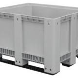CT/R PLASTİK KASA - Model: CTR <br /><br />Dış Ölçüler (mm) 1200 x 1000 x 580 <br />İç Ölçüler (mm) 1115 x 910 x 575 <br />Taşıma Kapasitesi (lt) 610 <br />Takılabilen Ayak Sayısı 4 / 6 / 9 <br />Ayaklı Ağırlık (kg) 32,500/34,000/35,500 <br />Takılabilen Palet Sayısı 2/3 <br />Paletli Ağırlık (kg) 35,500/38,000