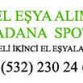 Adana İkinci El Eşya Alanlar Spot Eşya